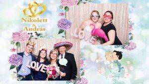 Fotókabin bérlés esküvőre, egy kötelező elem - Photobomb.hu