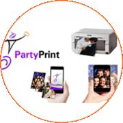 Fotókabin bérlés - Party fotó nyomtatás